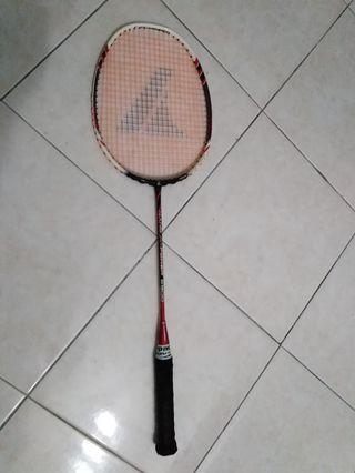 🏸Badminton Racket with 👜