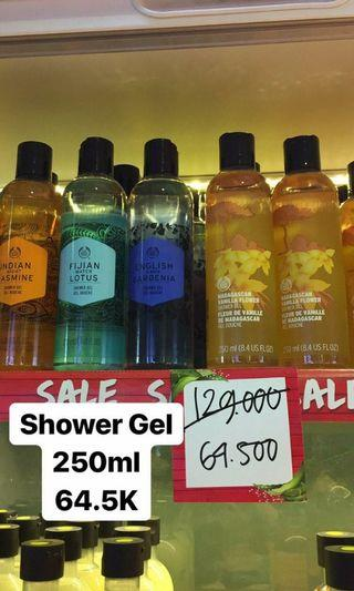 The Body Shop Shower Gel