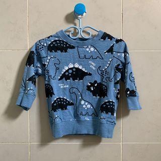 NEXT Dinosaur Sweatshirt
