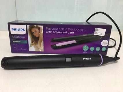 Philips StraightCare Straightener BHS674