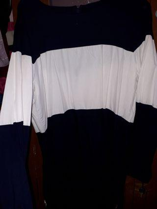 #Tunik Kaos semi Formal