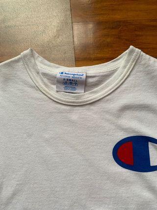 Champion shirt authentic