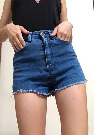 🚚 澳洲帶回牛仔復古色短褲