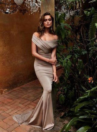Alamour the label dress (RENTAL)