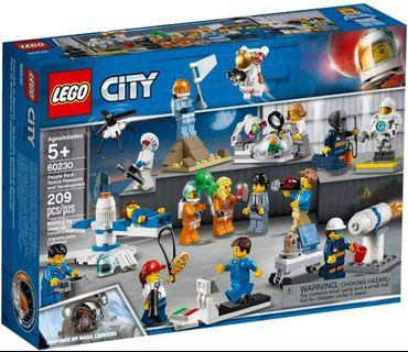 Lego City People Pack 60230 Space Research 同系列 60227 60226 60228 60229 60234 60233
