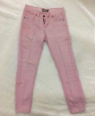 Baby Pink Jeans merk Nevada