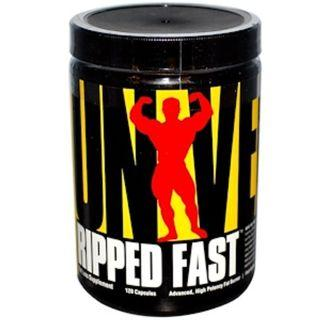Universal Nutrition, Ripped Fast, Advanced 先進高效燃脂丸 120粒