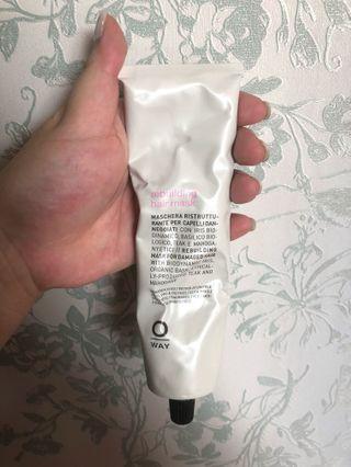 🚚 O way hair mask paraben free