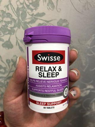 🚚 Swisse Women's Sleep and Relax
