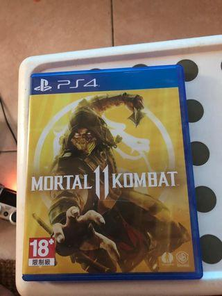 Mortal Kombat 11 PS4 (Negotiable)