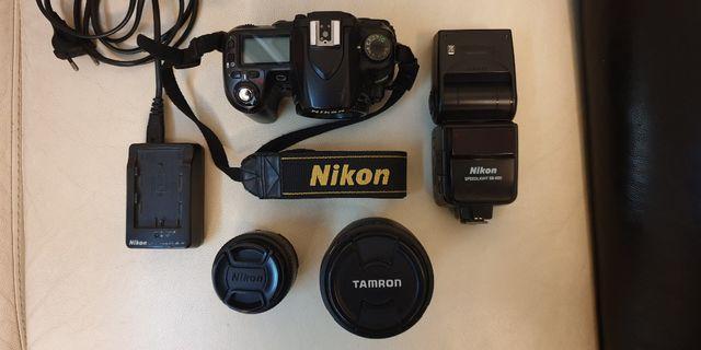 Nikon D80 + Add Ons