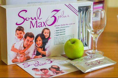 Soulmax3 Beauty Supplement