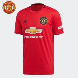 Manchester United Home & Away Jersey