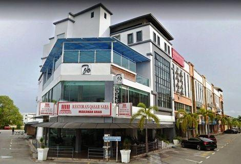 5sty boutique hotel with swimming pool @Kuantan City for ONLY RM3,240,000 (Market value RM4,000,000)