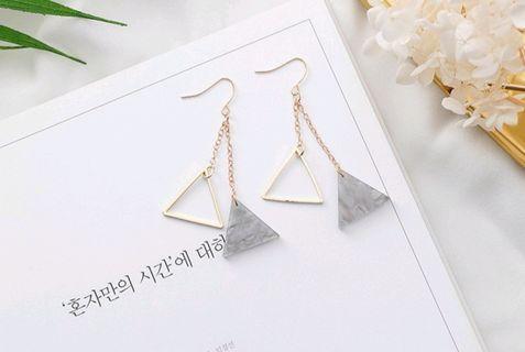 🚚 Korean dangling earrings