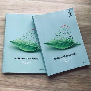 ICAEW 2019 Audit & Assurance