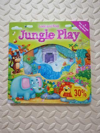 Jungle Play (board book)