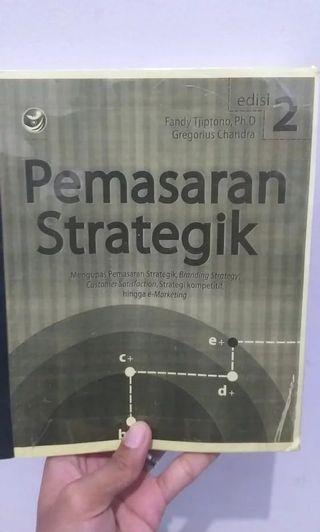 Fotocopy Pemasaran Strategik (Buku Bekas)