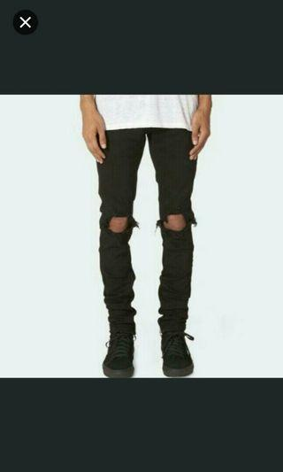Cheapest Mnml M1 denim jeans