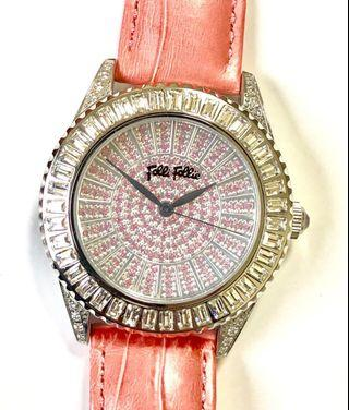 全新 真品 Folli Follie 菲利 🈵️天星鑽石💎機械自動錶