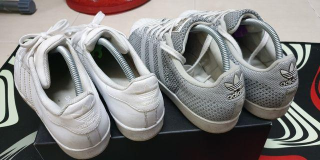 Adidas Superstar (2 shoes)