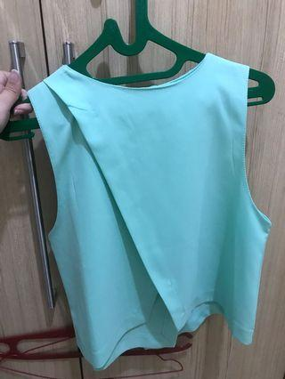 Chic simple top tosca
