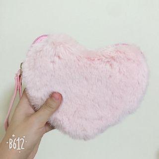 🚚 Heart Shaped Small Lady Bag