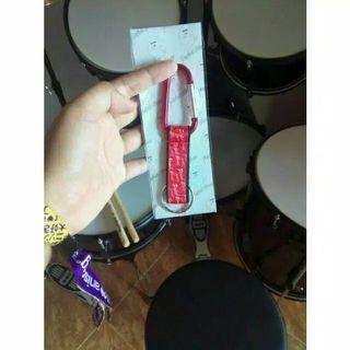carabiner strap gantungan kunci SCANDAL band official