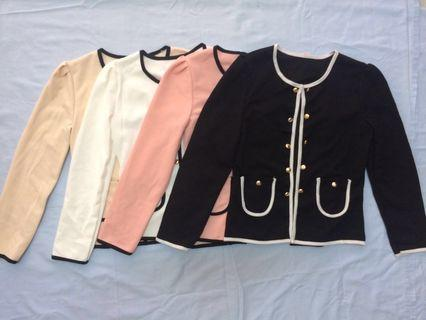 Women blazer formal jacket