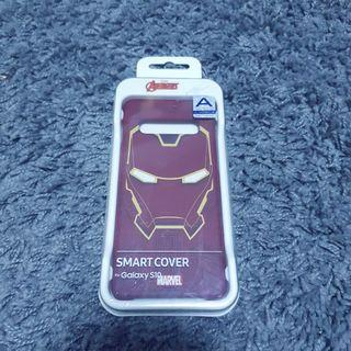 Marvel Iron Man Smart Cover Case Galaxy S10