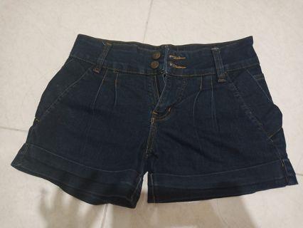 Short Pants Jeans / Celana Pendek Jeans