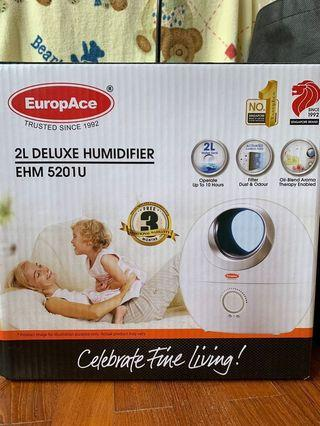 EuropAce Deluxe Humidifier