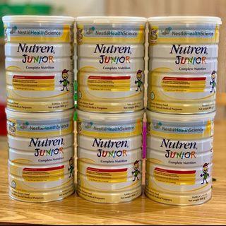 Nestle Nutren Junior 800g