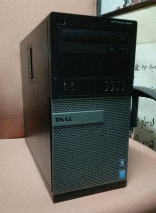 Dell Optiplex 9020  intel I7-4770 3.4G/ 16GB DDR3/ 2TB HDD /DVDRW/ATI Radeon HD 8490/windows 10