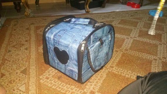 Medium Pet Carrier/Carry Bag