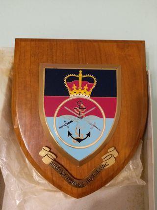 英軍紀念盾