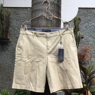 CELANA SHORT CHINO PANTS HOLLYWOOD TOMMY HILFIGER ORIGINAL