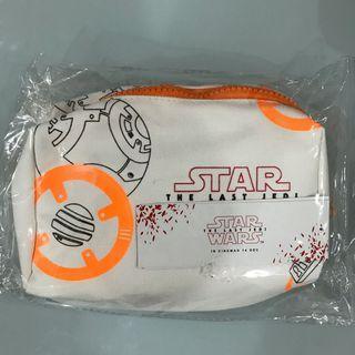 Star Wars The Last Jedi Pouch
