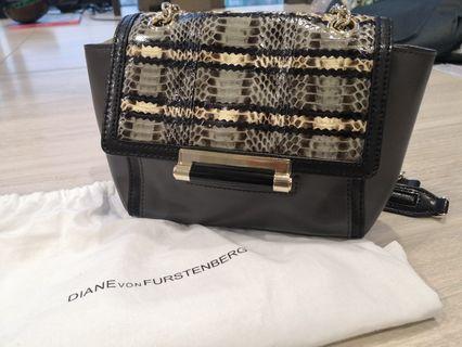 Diane Von Furstenberg bag in good condition