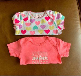 🚚 wts Baby Girl Romper / Bodysuit