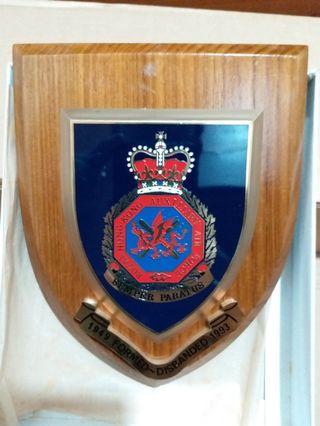 皇家輔助空軍紀念盾