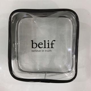 Belif Makeup pouch