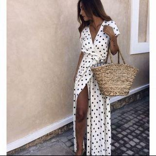 [PO] Floral Maxi Dress avail in 4 colours!