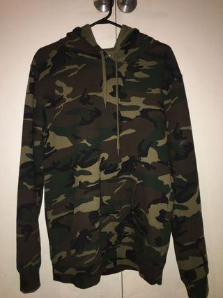 AS Colour camo hoodie