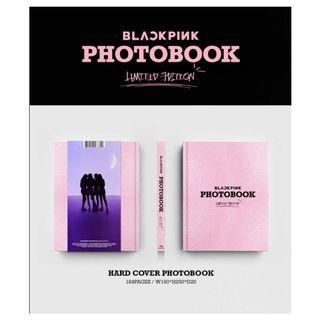 [PREORDER] BLACK PINK PHOTOBOOK - LIMITED EDITION