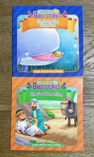 Children Bible Storybooks