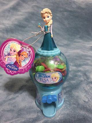 (In Stock) HK Disneyland Forzen Elsa Candy Dispense