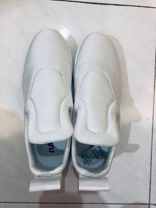 BN Rubi white sneakers