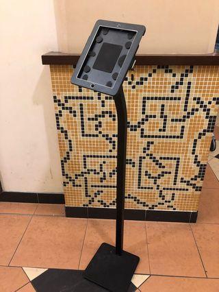 Universal Ipad Floor Stand Mount display holder POS
