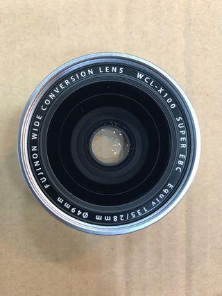 Fujifilm WCL-100 (Silver)